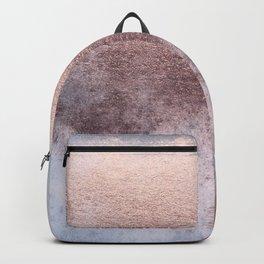 Princess Retro Rose Gold Blush Backpack