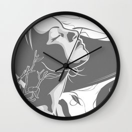 Somebody I used to know Wall Clock