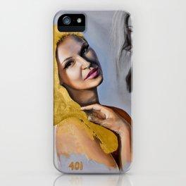 """""""Helen"""" iPhone Case"""