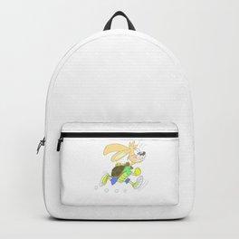 HARE OR TORTOISE Backpack