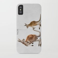 Being Tailed Slim Case iPhone X