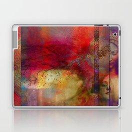 Past Present Future Laptop & iPad Skin