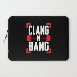 Clang N Bang Laptop Sleeve