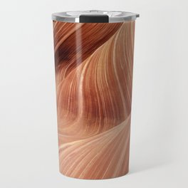 The Waves of the Coyote Buttes Travel Mug