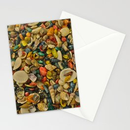 million shells Stationery Cards
