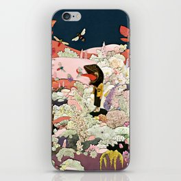 Lizard Queen iPhone Skin