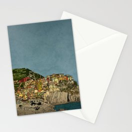 Of Houses and Hills Stationery Cards