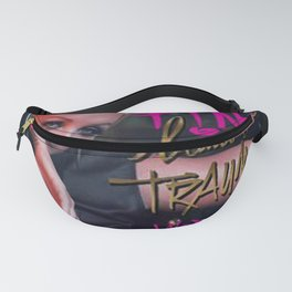 Pink Beautiful Trauma World Tour Fanny Pack