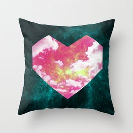 """""""I'm gonna send him to outer space Find another race"""" Throw Pillow"""
