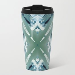 Into the Forest (Green) Travel Mug