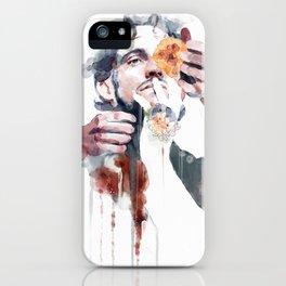La Vedova Bianca iPhone Case