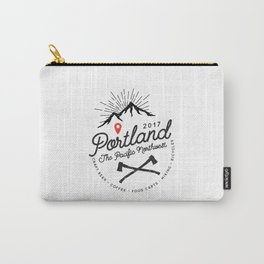 Portland the Great! Carry-All Pouch