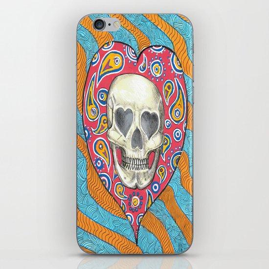 Skulladelia iPhone & iPod Skin