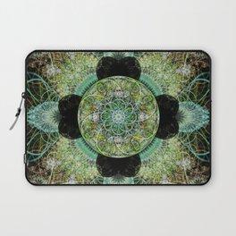 Floral Sphere Laptop Sleeve