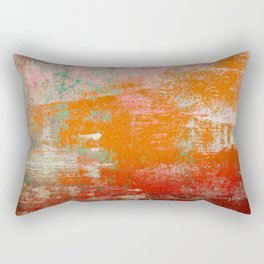 Muro Di Età Rectangular Pillow