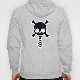 Skull Biz Black Hoody