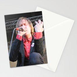 Dennis Lyxzén of Refused Stationery Cards