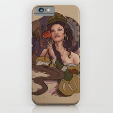 Beauty and the Beast Flat Art Slim Case iPhone 6s