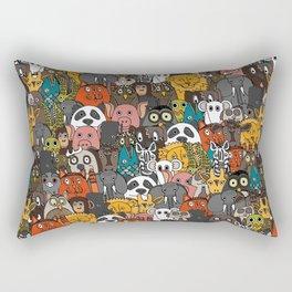 plushies Rectangular Pillow