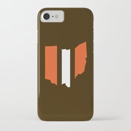 Cleveland iPhone Case