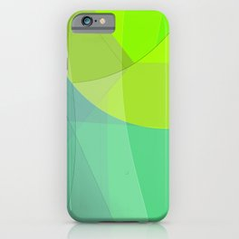 Abstract 2017 033 iPhone Case