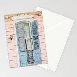Shotgun House #2 - New Orleans Photography Stationery Cards