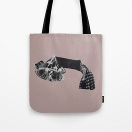 Turning for nothing Tote Bag