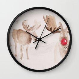 Dream Big, Little Reinmoose Wall Clock