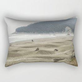 Contentment Rectangular Pillow