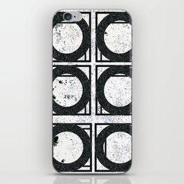 Beyond Zero in black and white iPhone Skin