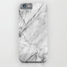 Carrara Marble Slim Case iPhone 6