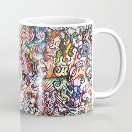 """Silliness"" by RenPenCreations Coffee Mug"