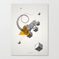Archetypes Series: Elusiveness Canvas Print