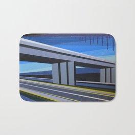 Highwayscape #13 Bath Mat