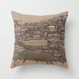 The Forevership Throw Pillow
