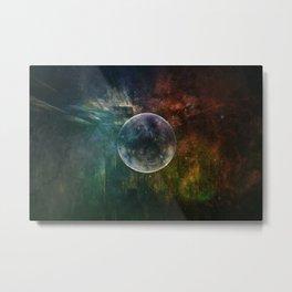 Planetary Soul Calypso Metal Print