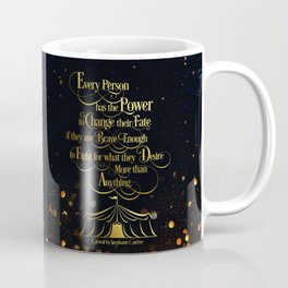 Caraval - Change Your Fate Coffee Mug
