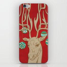Fabulous Rudolph iPhone Skin