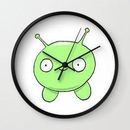 Mooncake 1 Wall Clock