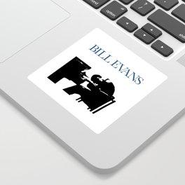 Bill Evans Sticker