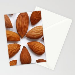 almonds seeds Stationery Cards
