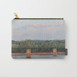 Historical Bridge Dandridge Tennessee Photography Carry-All Pouch
