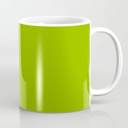 Simply Fresh Spring Apple Green- Mix and Match with Simplicity of Life Coffee Mug