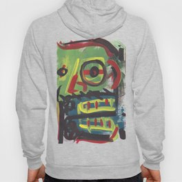 Abstract portrait 15 Hoody