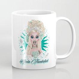 ALASKA THUNDERFUCK - Queen of Snakes Realness Coffee Mug