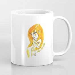 HU HU HU Coffee Mug