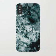 painting a woman Slim Case iPhone X