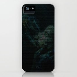 The Shape of Water Screenplay Print iPhone Case
