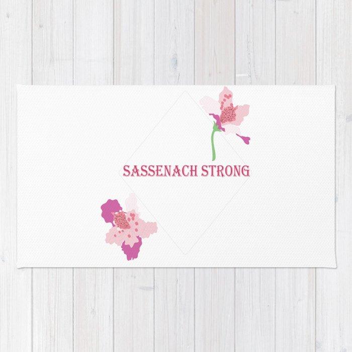 Sassenach Strong Rug
