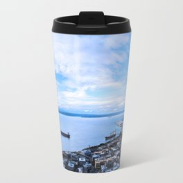 On a Clear Day, You Can See Forever Travel Mug